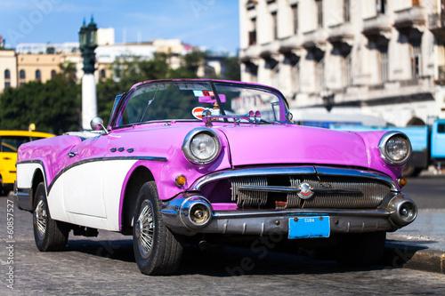 Karibik Kuba Oldtimer in Havanna - 60857527