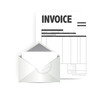 invoice illustration design