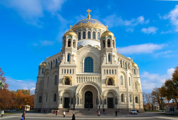 Orthodox cathedral of St. Nicholas