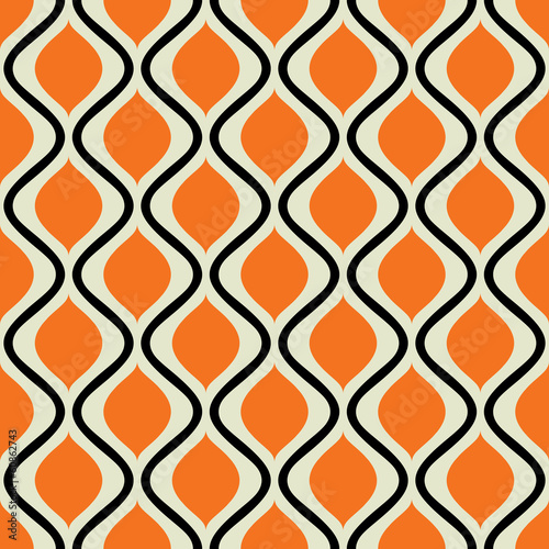abstract seamless pattern - 60862743