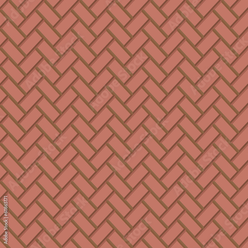 Seamless Brown Brick Texture