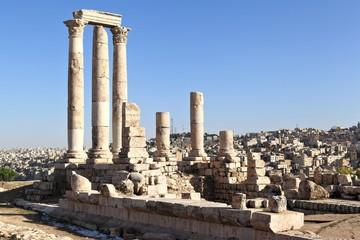 Amman Roman Ruins, Jordan