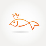 Goldfish icon.
