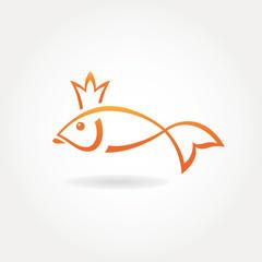 Goldfish icon.