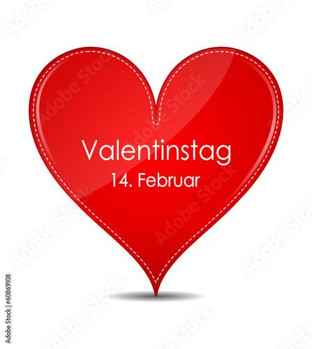 Herz Icon Valentinstag