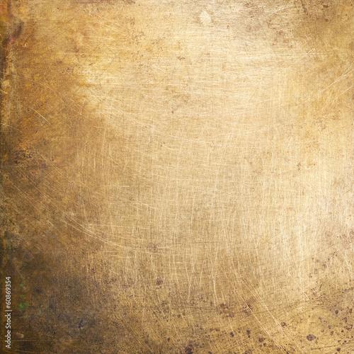 Foto op Aluminium Metal Metal plate