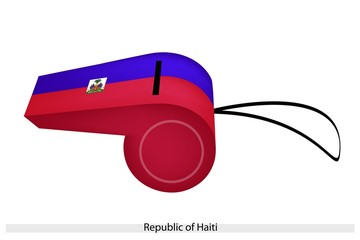 A Whistle of The Republic of Haiti