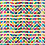 Multicolor abstract bright background with triangles.