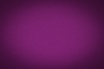 purple nylon fabric  texture background.