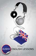 Audio English lessons