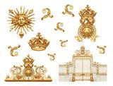 Fototapety golden gates