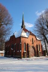 Wallfahrtskapelle St. Marien in Etzelsbach (Thüringen, DE)