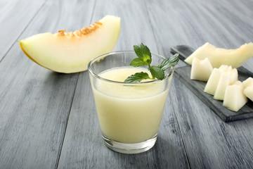melone frullato