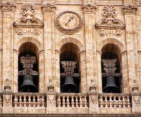 Campanario catedral de Salamanca
