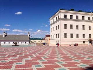 Kazan square