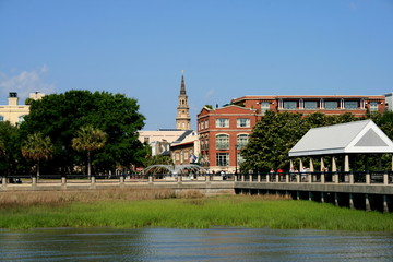 Waterfront Park, Charleston