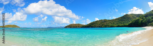 Virgin Islands Beach