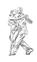 tango and dance