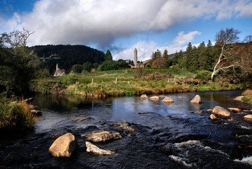Glendalough Round Tower / Co. Wicklow