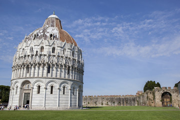 Baptistery of Pisa