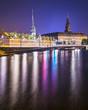 Copenhagen, Denmark Cityscape