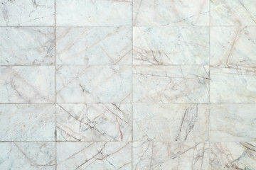 Marble tile wall texture background