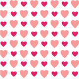 Happy Valentine's Day pattern