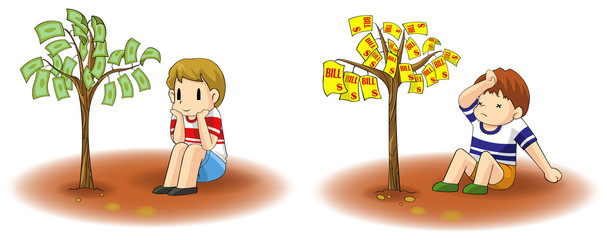 Will you grow an income or a debt tree?