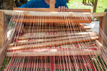 How to make Thai sedge mat