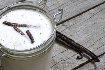 Vanilla sugar homemade