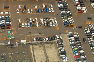 Car Park in Sapporo