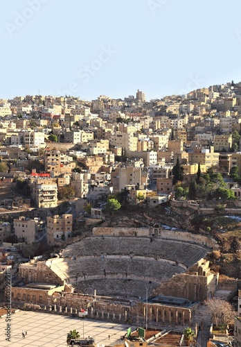 Amman, Ancient and Modern