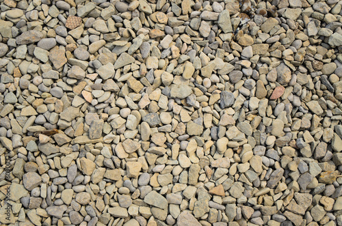 Background of waterworn pebbles