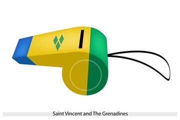A Whistle of Saint Vincent and The Grenadines