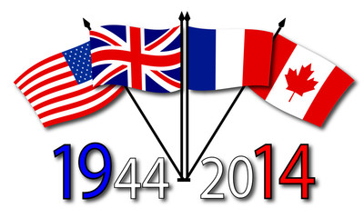 anniversary of two world wars