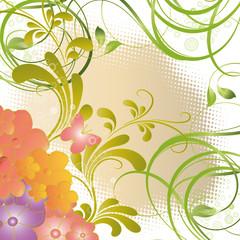 florales acidulées