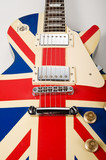 brit pop guitar