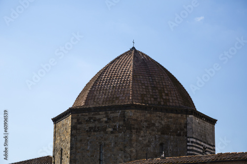 Dome of a baptistery