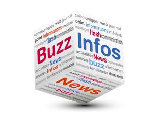cube buzz infos news
