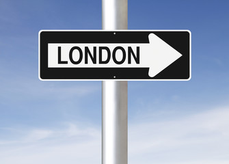 This Way to London