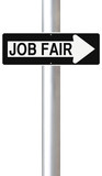 Job Fair This Way