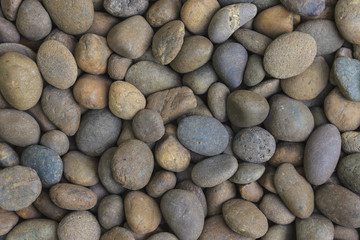 stones background.