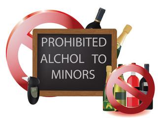 proibito alcolici ai minori