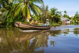 Fototapety Mekong delta