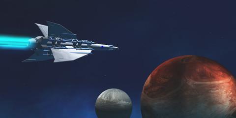 Interplanetary Travel