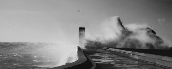 high wave