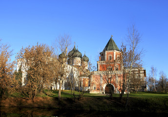 Church of the Intercession of the Holy Virgin in Izmailovo
