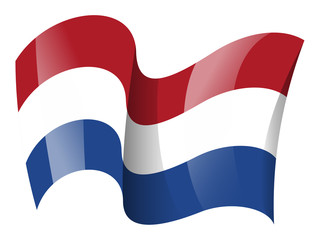 Netherlands flag - Dutch flag
