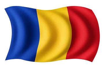 Romania flag - Romanian flag