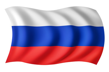 Russia flag - Russian flag